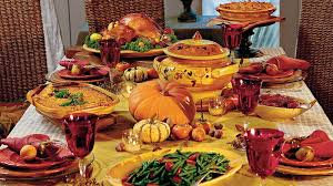thanksgiving recipes of today differ greatly from the
