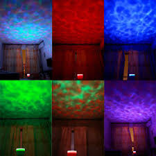 sound machine with light projector ocean sea waves master night light projector l led stage lights