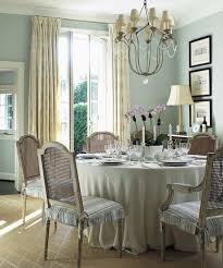 Country French Inspired Dining Room Ideas - Dining room inspiration