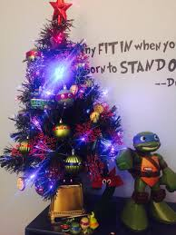 teenage mutant ninja turtles christmas tree tmnt ninja turtles