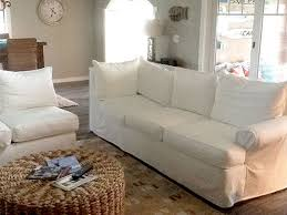 Slipcovers For Sofas With Three Cushions Custom Made Slipcovers For Sectional L Shaped Sofas