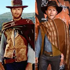 scott eastwood pays homage to his dad clint with his western