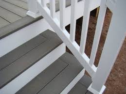 composite deck stairs designs u2014 railing stairs and kitchen design