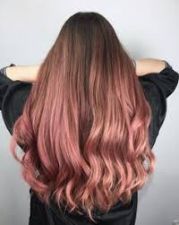 rose gold lowlights on dark hair natural rose gold hair color on woman for me pinterest gold