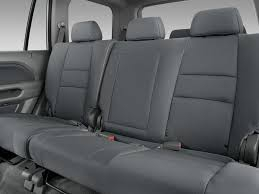 Honda Pilot Interior Photos 2008 Honda Pilot Reviews And Rating Motor Trend