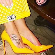 gigi gorgeous 3 tattoos u0026 meanings steal her style