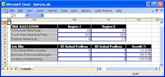 Data Mapping Excel Template Part 1 Automating The Xml Data Mapping Process In Excel 2003