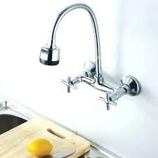 delta wall mount kitchen faucet delta wall mount kitchen faucet wall mount kitchen faucet with