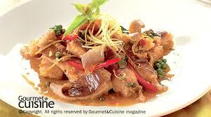 cuisine magazine ปลากระเบนผ ดฉ า gourmet cuisine magazine ส ตรอาหาร ร านอาหาร