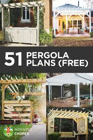 best 25 backyard pergola ideas only on pinterest outdoor