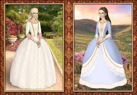princess pauper dresses wip arrelline