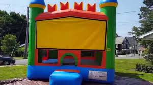 party rentals westchester ny paradise bouncy castle bounce party rentals in