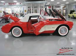 rarest corvette 1957 corvette