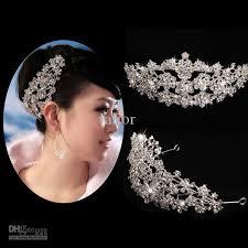 bridal headpieces tiaras bridal headpieces princess crown rhinestone bridal tiaras