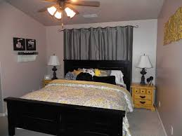 Yellow Bedroom Curtains Grey And Yellow Bedroom Curtains Pictures Enchanting Decor Gray