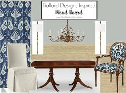 chic and savvy home home decor blog providing inspiration for ballard designs inspired dining room