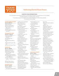 christel house international 2015 donor list by christel house issuu