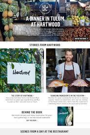 williams sonoma thanksgiving cookbook hartwood tulum restaurant story williams sonoma