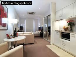 apartment interior design alcove studio apartment design ideas1