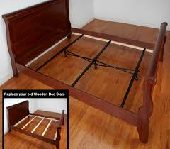 hercules bed frame support system classic brands