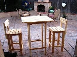 Patio Bar Chairs Diy Patio Bar Stools Optimizing Home Decor Ideas Best Material