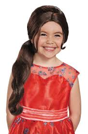 white halloween wigs elena child wig purecostumes com