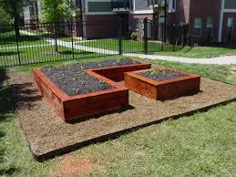 bright idea design a garden bed garden raised designs kitchen