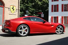 Ferrari F12 America - new ferrari f12berlinetta to make north american premiere at