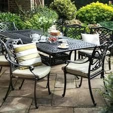 Aluminum Patio Tables Sale Cast Aluminium Patio Table Nova Cast Aluminium Garden Furniture Uk