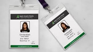 id card graphic design how to design an id card print design photoshop tutorial youtube