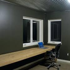 Diy Built In Desk Plans Diy Built In Desk Built In Desk Home Office Realvalladolid Club