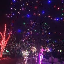 Detroit Zoo Wild Lights Detroit Zoo Holiday Lights Tickets Best Zoo 2017