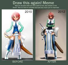 White Knight Meme - meme before and after disgaea magic knight by point23 on deviantart