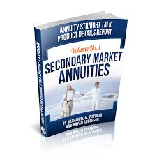 frequently asked questions about secondary market annuities