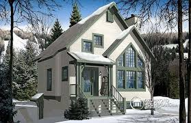 ski chalet house plans house plan w3951 detail from drummondhouseplans