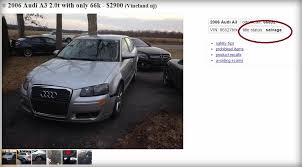 craigslist audi guide to buying a car of cragislist independent motorcars