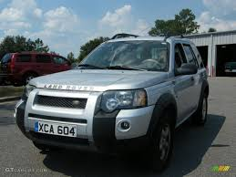 land rover freelander 2004 2004 zambezi silver metallic land rover freelander se 36856530