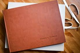 Leather Photo Book Our Albums Wedding Photographer In Arezzo