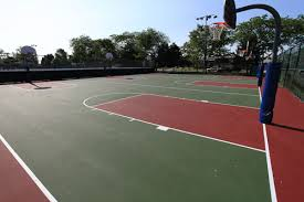 basketball courts with lights near me outdoor basketball courts norridge park district