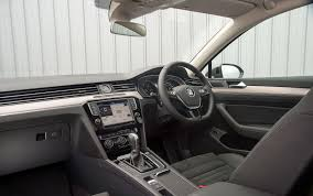 volkswagen van 2015 interior vw passat and estate sizes and dimensions guide carwow