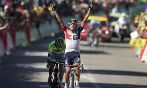 ag2r siege social jarlinson pantano wins mountainous 2016 tour de stage 15