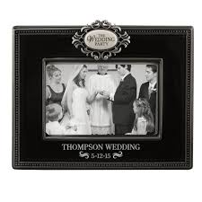 personalized wedding photo frame interior design personalized engraved picture frames and custom