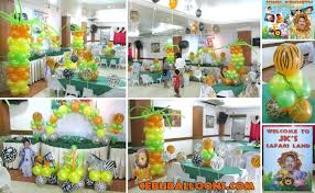decorations safari decorating ideas parties jungle safari themed