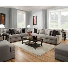 grey living room sets you u0027ll love wayfair