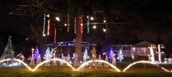 drive through christmas lights ohio rossford light display benefits aids charity in honduras the blade