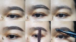 Sisir Alis ql cosmetic eyebrow review rahma brilianita