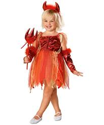 devil pretty little kids costume devil halloween costumes