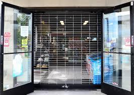 glass security doors grilles rolling closures aluminum links u0026rods custom most popular