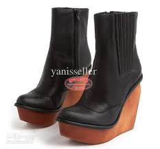 womens boots brisbane jeffrey cbell brisbane heeled ankle boots platform wedges