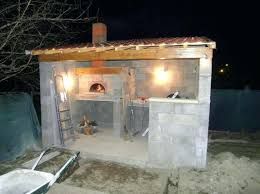 comment construire une cuisine exterieure faire une cuisine d ete construire 5 comment exterieure superb sa 14